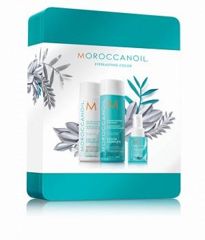 Праздничный набор Color Moroccanoil